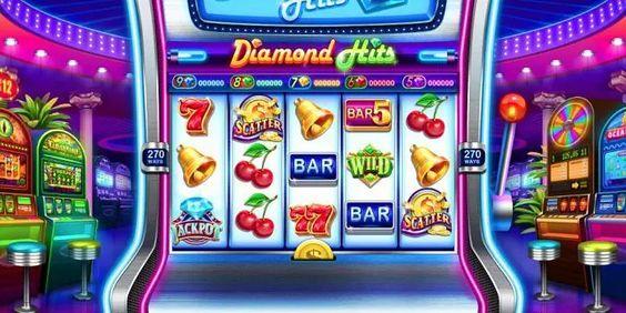 Online gambling games that we know as slots.