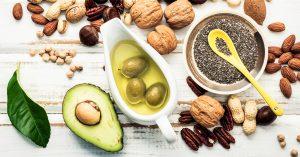 8 อาหารไขมันที่มีประโยชน์เป็นอยู่ที่ดี