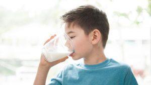 ความเสี่ยงของการดื่มนมดิบ